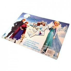 Veliki blok bojanka sa vodenim bojicama Frozen, Patrolne Šape i Miki Maus