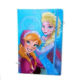 Disney Frozen sveska tvrdi povez