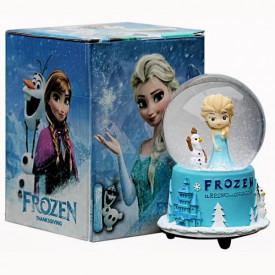 Frozen snežne kugle donose čaroliju