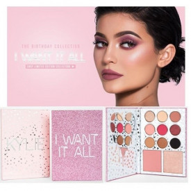 Kylie Paleta Senki  - I Want It All Birthday Edition!
