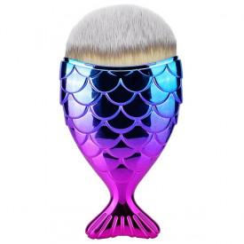 Make Up četkice u obliku repa sirene