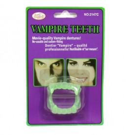 Plašt Vampira i zubi za maskenbal