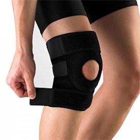 Podesivi steznik za koleno od neoprena