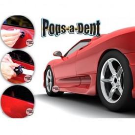 Pops a Dent - profesionalni set za ispravljanje udubljenja na kolima
