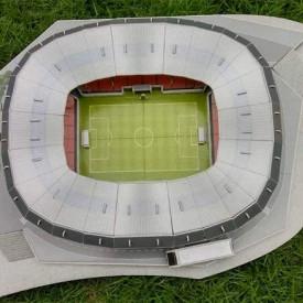 San Mames 3D Puzzle stadion FK Athletic Bilbao