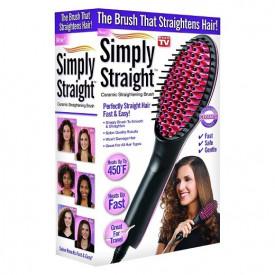 Simply Straight električna četka za ispravljanje kose