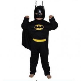 Betmen i Spajdermen kostim sa mišićima za male super heroje