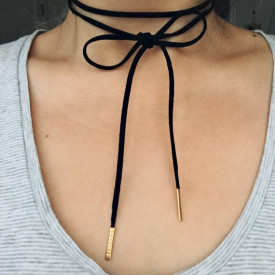 Choker ogrlice ponovo u modi