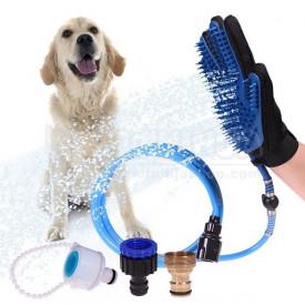 Crevo sa rukavicom za kupanje kućnih ljubimaca