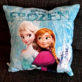 Frozen plišani jastuk sa Elsom i Annom