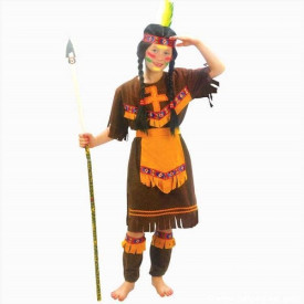 Kostim Indijanke za devojčice