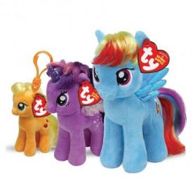 My Little Pony plišane igračke sa svetlucavom kosom