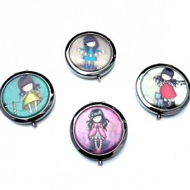 Ogledalca sa likovima devojčica