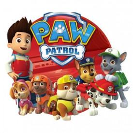 Paw Patrol komplet - 3 figure
