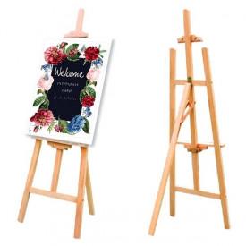Štafelaj stalak za slikarsko platno u 3 veličine