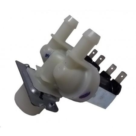 Electrovalva, electroventil alimentare apa pentru masina de spalat marca Arctic sau Beko cu papuci