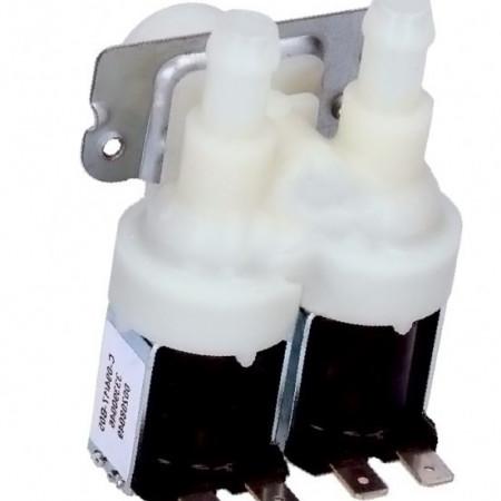 Electrovalva masina de spalat 2 iesiri 90° 2X12MM