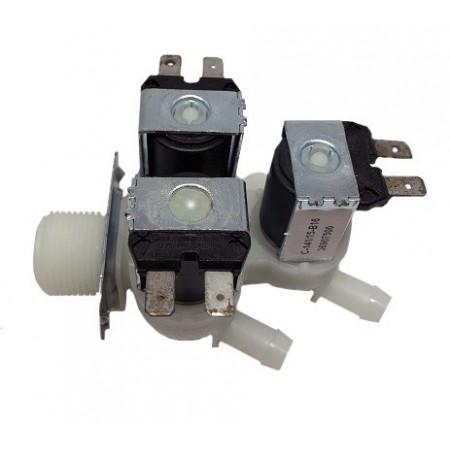 Electrovalva masina de spalat, 3 iesiri 180° 3X15 MM