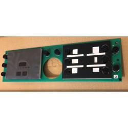 Modul electronic fata cu touch programat masina de spalat Bosch Siemens 00672615