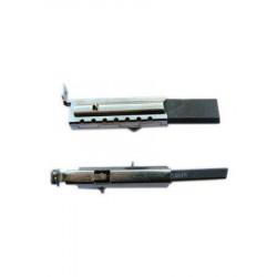 Perii carbune motor pentru masina de spalat Arctic si Beko cu suport 12,5 mm, set 2 bucati