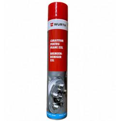 Spray curatitor frane Wurth Xxl 750ml