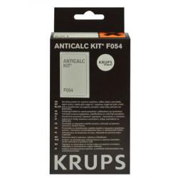Set Decalcifiere pentru Espressoare Krups, DECALCIFIANT ESPRESSOR 2BUC+ 1BUC TESTER DURITATE APA