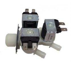 Electrovalva masina de spalat 3 IESIRI 180° 3X15 MM