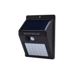Lampa cu incarcare solara, senzor de miscare si senzor de lumina