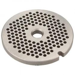 Sita disc perforat nr 8 de 2.7 mm pentru masina de tocat Zelmer, Bosch