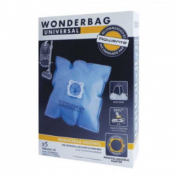 WB406120 Wonderbag Saci de aspirator din microfibra 5buc