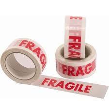 Banda adeziva FRAGILE