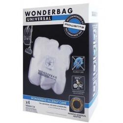 Set 4 buc saci de aspirator Rowenta Wonderbag Endura Universal Allergy Care