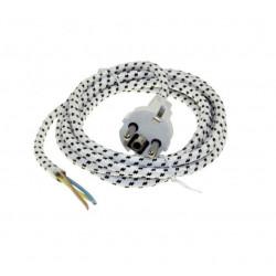 Cablu alimentare fier de calcat 3M 3X0,75MM