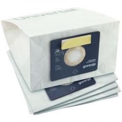 Saci hartie aspirator GORENJE VCEA21GLW TPC01 678490/00 GB2PBU 5 buc