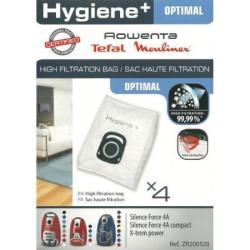 Set 4 saci de aspirator Rowenta Hygiene ZR200520
