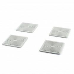 Set amortizoare vibratii pentru masina de spalat