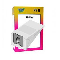 SACI ASPIRATOR PHILIPS FC6841