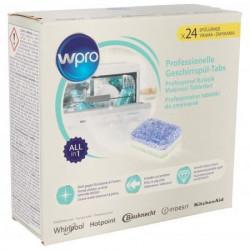 Tablete All-In-1 W-pro 24 buc pentru masina de spalat vase