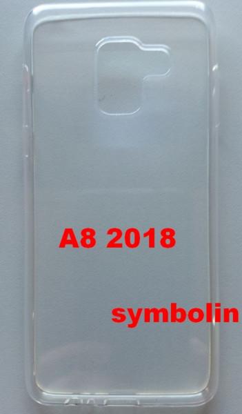 maska 0,3MM za SM-A530F GALAXY A8 2018  providna