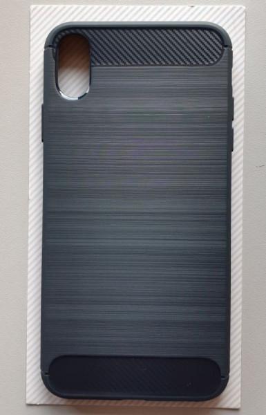 """Maska BRUSHED za iPhone XS MAX (6.5"""") 2018, tamno plava"""