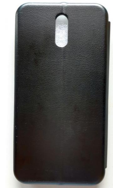 """Preklopna futrola LEATHER za Nokia 2.3 2019 (6.2"""") CRNA"""