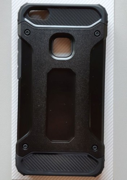 "TPU DEFENDER maska za Huawei Ascend P10 Lite (5.2"") 2017, crna"