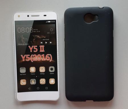 TPU Pudding maska za Huawei Ascend Y5 II, Y6II Compact