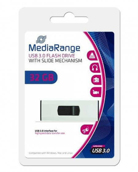 USB flash 3.0 Mediarange MR916 32GB
