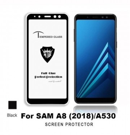 """Zaštitno kaljeno staklo 5D Full Glue za Samsung SM-A530F GALAXY A8 2018 (5.6"""")"""