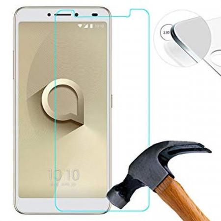 """Zaštitno Kaljeno staklo Tempered Glas Alcatel OT-5099, Alcatel 3V 2018 (6.0"""") ravno"""