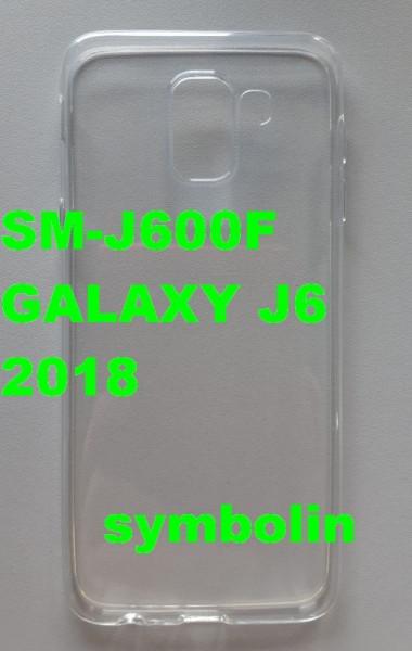 Maska TPU 0,3MM za SM-J600F GALAXY J6 2018. providna