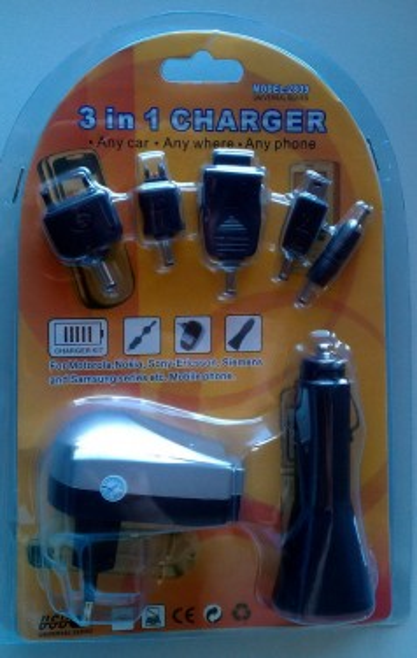 POPSONIC LM-X5 car Univerzalni kućni, USB i punjač u automobilu
