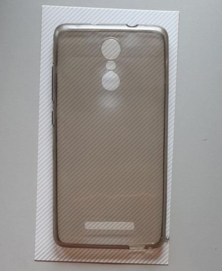 TPU 0,3mm maska ultra tanka za Xiaomi Redmi Note 3, dim providna