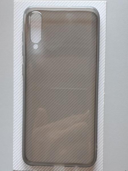 """TPU 0.3mm ultra tanka maska za Samsung SM-A505F, Galaxy A50 2019 (6.4""""), SMOKE"""